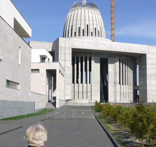 Świątynia Bożej Opaczności 2012