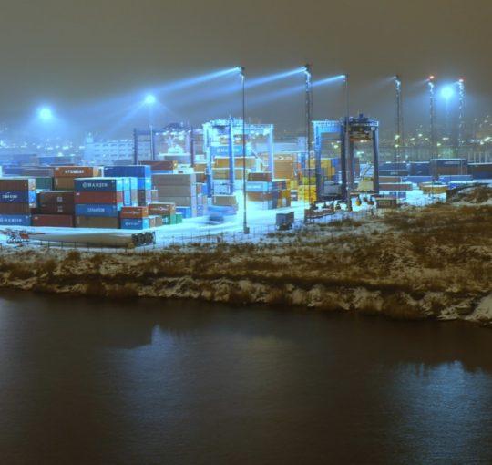 Port w Gdyni 2013