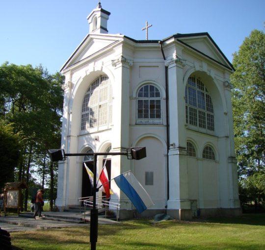 Sanktuarium Studzieniczna