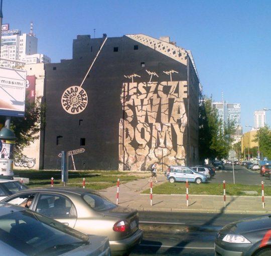Spacer w rocznicę wybuchu Powstania Warszawskiego 2008