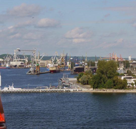 Wypływamy z Gdyni 2013